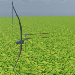 Animated Bow