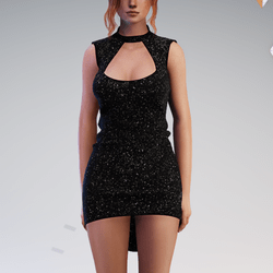 Godiva Dress - Av 2.0