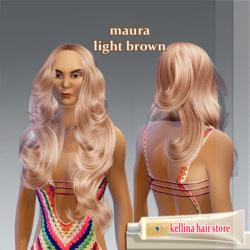 Maura -light brown