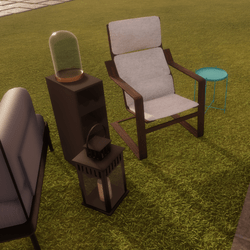 PAONG Armchair (☆Special Edition☆)