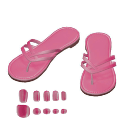 Sandals_06_red