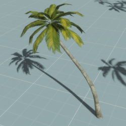 Palm Tree 1v1 (animated)