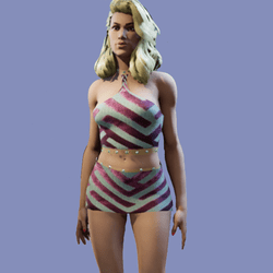 Jasmina Stripes