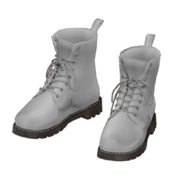 Boots-gray