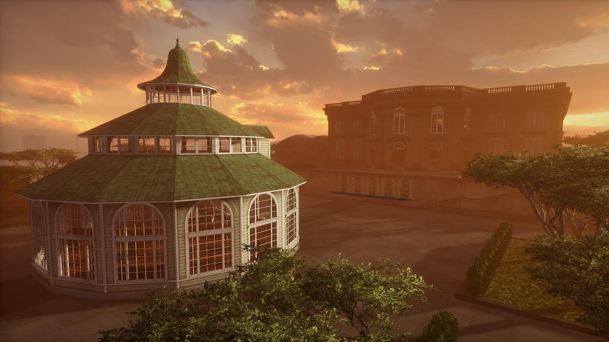 The Grand Hall & Gardens | Atlas - Virtual Reality Directory