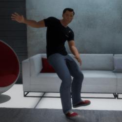 Drunk Dance 2 (Male)