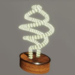 Modern 3D light 2.0