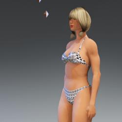 Tiny Bikini #3