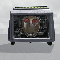 DecoDan Personal Robot