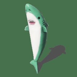 Shark (Green) - Avatar