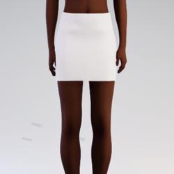 FemaleSkirt001a