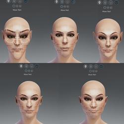 Skin Makeup DEMO