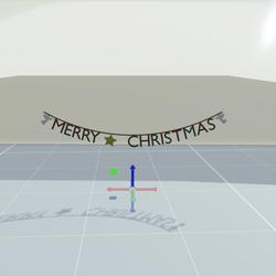 Christmas Bunting (TM)