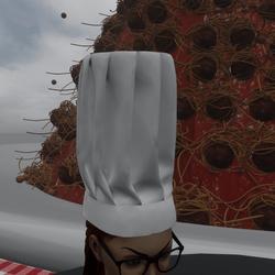 Chef Hat F (TM)