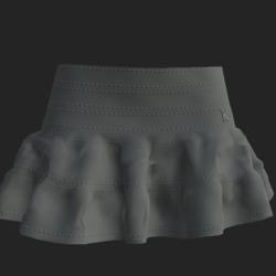 Minifalda gray