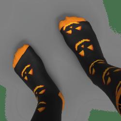 LilPumpkins Socks female