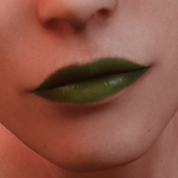 Daphne Green Lipstick