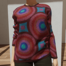 TKA-Diana vintage sweater