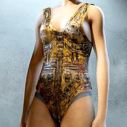 Swimsuit Sci-Fy Dorid Body