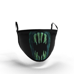 FaceMask Piranha male