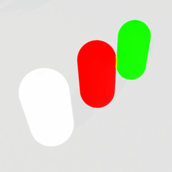 Clearance Lightbulb Green