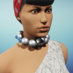 Wilma Draxstone Necklace