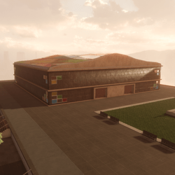 TKA - Building multi-purpose gallery