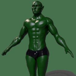 Orc-Avatar