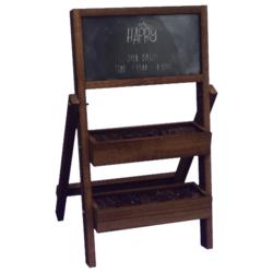 Chalkboard Ladder