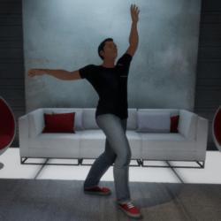 Ballet Dance 1 (Male)