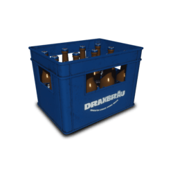 Draxbrau beer case