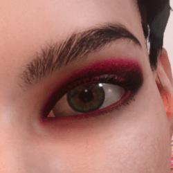 Daphne ShinePink Eyeshadow