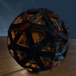 METAL FUN BALL - DYNAMIC