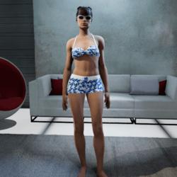 Bathing Suit #2