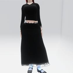 London Silhouette Dress (TM)