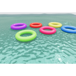 WATER TUBES  6 COLOR PACK