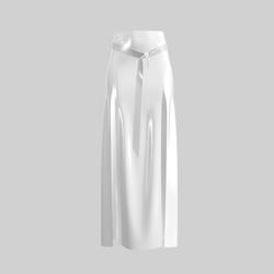 Skirt Briana Vinyl White 2.0