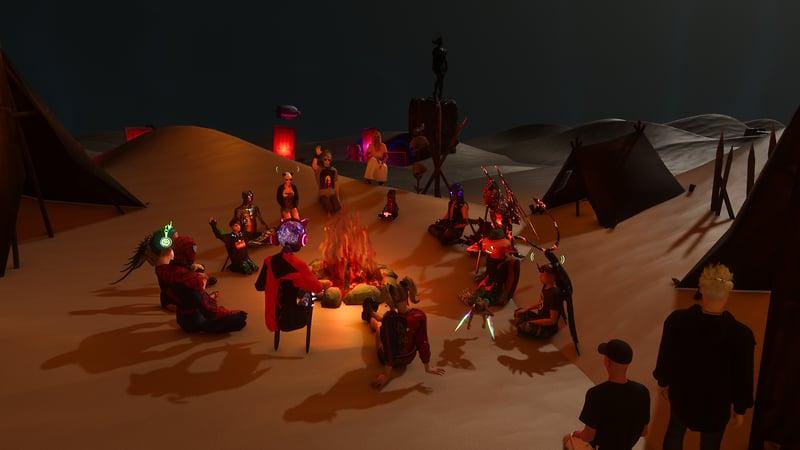 Zero's Campfire World & Hub