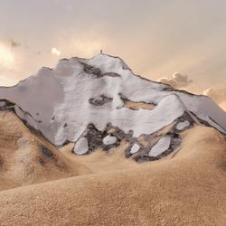 Mt Aconcagua Terrain