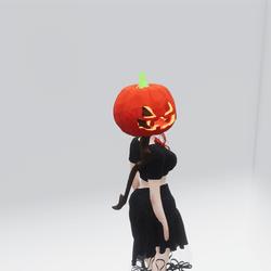 Pumpkin Staff (TM)