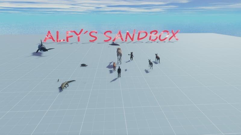 Alfy´s Sandbox