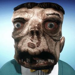 FREE Monster Head (Male)