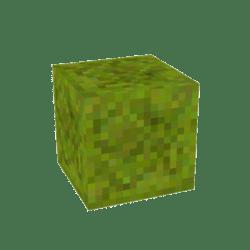 SanCrafter Base Block  - Grass / Greenery