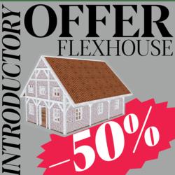 Flexhouse White