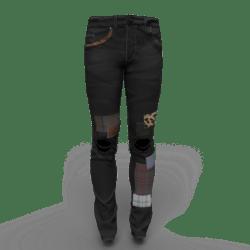 Raptor Jeans male