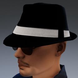 TKA Hat trilby man cotton 4