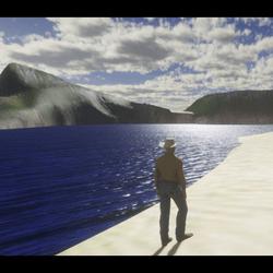 Valley Lake Terrain