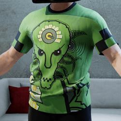 TURN IT UP! | T-Shirt | Male