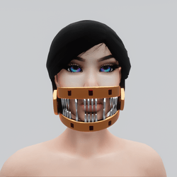 The Royal Trap Mask