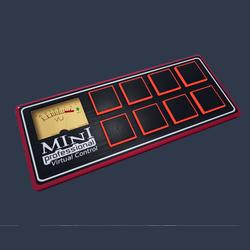 Mini MPC Style Control Unit